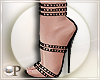 Clara Black Heels