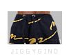 JG| BHM Shorts
