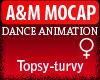 A&M Dance *Topsy-turvy*