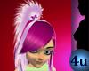 4u Pink Anime Hair