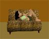 Leopard Pet Sofa
