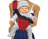 BabyDayOutW/Daddy!