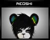 Pride Panda Ears