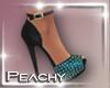 [PL] Freja Blue Shoes