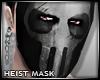 ! Skull Heist Mask