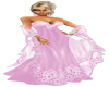 Cinndy Fantasy Pink Gown