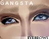 Frank|Blonde eyebrows
