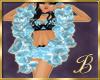Burlesque feather boa