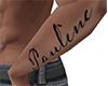 Pauline Forearm Tattoo M