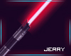 ! Sith Lightsaber Red