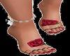 Feet With Tatoo
