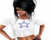 Cropped Tshirt *Star*