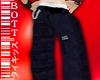Boxer Jeans Cargos