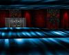blue black apartment