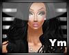 Y! Paolyn /Black|