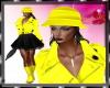 Yellow Hat Rain