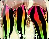 ColorStripe Leggies Rep