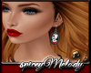 Sizzle Cameo Earrings