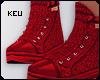 ʞ- Red  Chucks