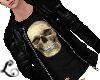 xo*Fall Skull Top&Jacket