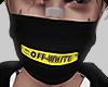 Mask Off White