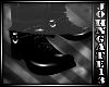 PvC Gothic Black Boots