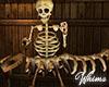 Halloween Skeleton Drums