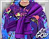 """Ⱥ"""" Violet Hues Cozy"""