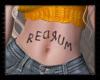 -K- Redrum Tattoo