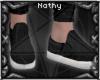 ~: Loafers black v1 :~