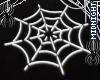 ☽M☾ Neon White Web