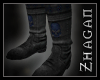 [Z] Necrom.Boots blue