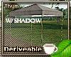 Tent w/ Shadow