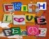 Faith Love Peace