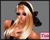 Tinks blonde w/headband