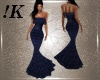 !K! Saphire Gown 1