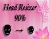 [Arz]Head Resizer 90%