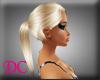 (DC)Ponytails Blonde