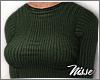 n  Long Sleeve Top Green