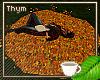 Farmhouse Ani Leaf Pile
