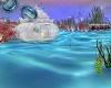 Lil Mermaid Party Room