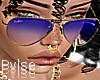 Sunglasses | Blue