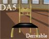 (A) Bow Leg Chair