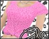 #Leopard Tee - Pink#