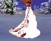 **Red Wedding Dress**