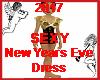 2017 NYE Sexy Dress