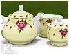 |K 🍃 Tea Time Set