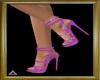 (AL)Buckle Shoes Pink