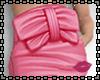 B Bowknot-Short skirt