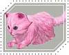 Pink Persian Kitty